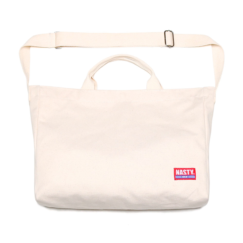 [네스티킥]NELEMENT 2WAY BAG (IVORY)