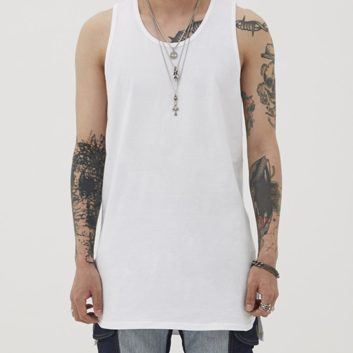 [이노반트]layerd sleeve (white)