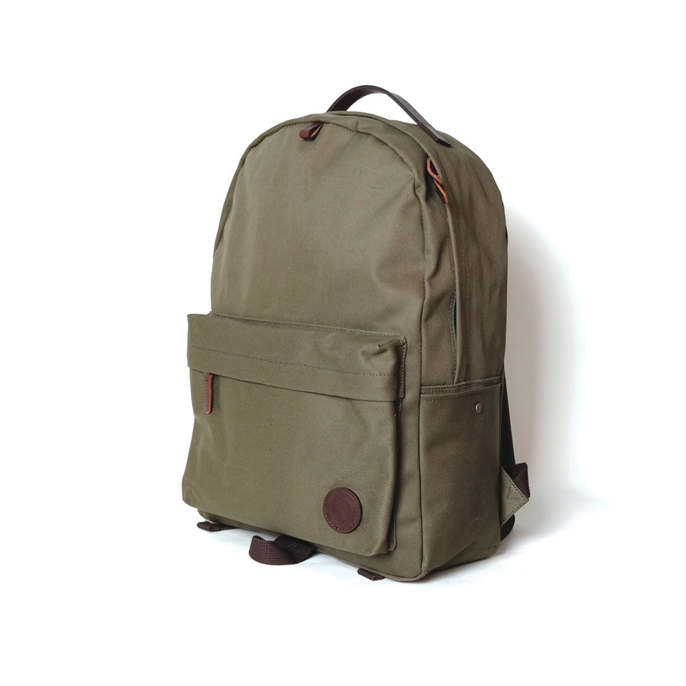 [반 브라운]902 Backpack Khaki