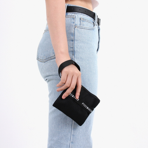 [피스메이커]REPLAY POUCH S (BLACK)