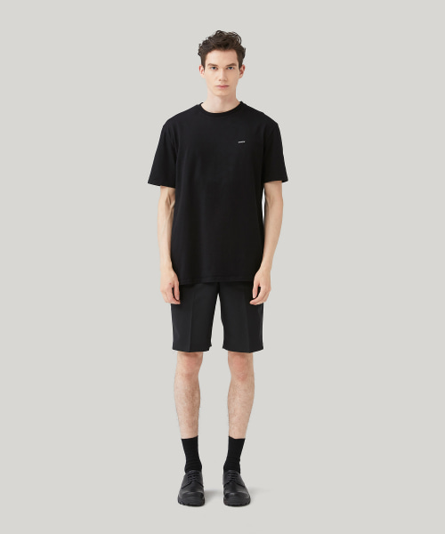 [모노소잉]COMFORT WOOL SHORTS_(BLACK)