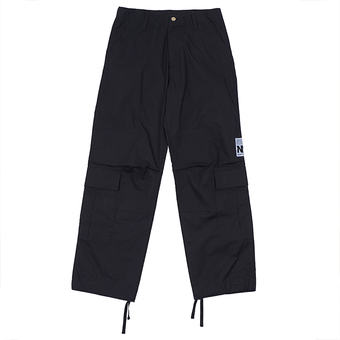 [노매뉴얼]NM RIB CARGO PANTS - NAVY
