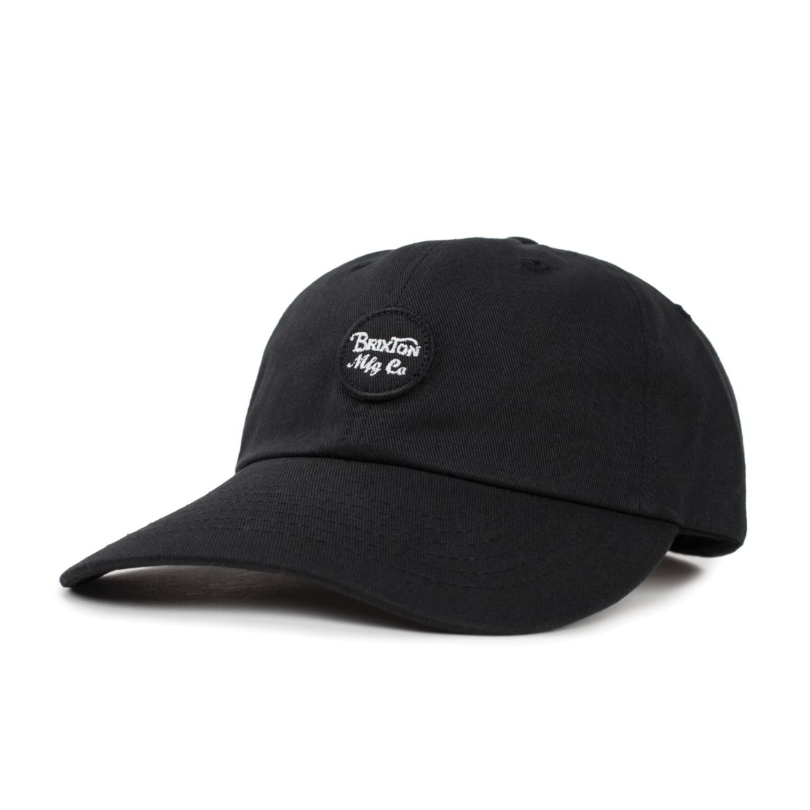 [브릭스톤]WHEELER CAP - BLACK