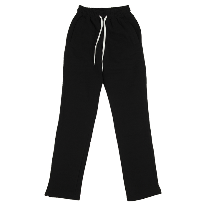 [모딕토]Loose Fit Long Pants_Black