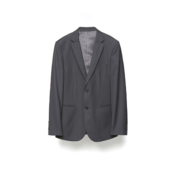[라퍼지스토어] Metier Wool Jacket_Charcoal