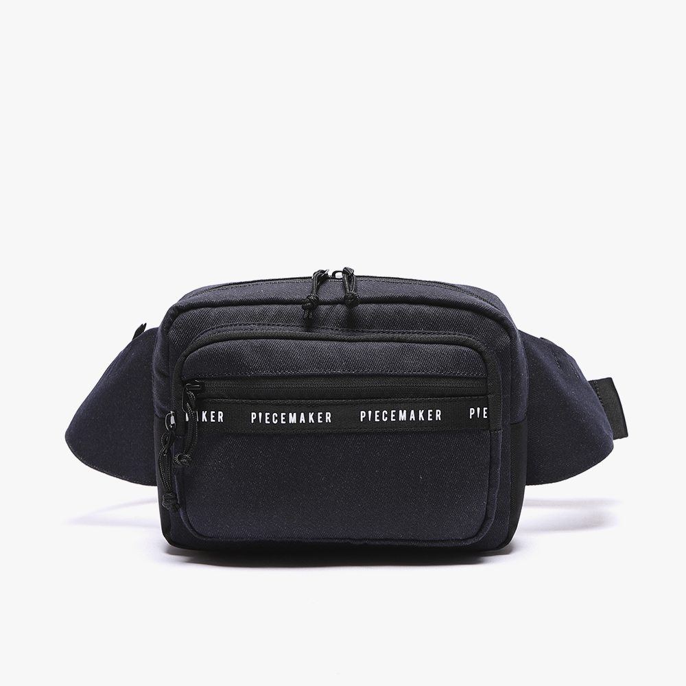 [피스메이커]REPLAY WAIST BAG (NAVY)