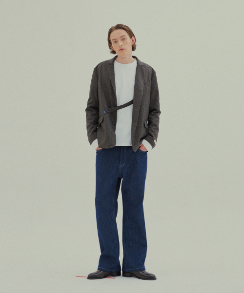 [트립르센스]LE DENIM WIDE PANTS INDIGO