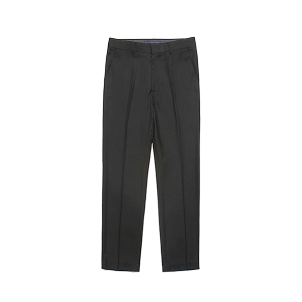 [라퍼지스토어] Metier Tapered Wool Slacks_Black