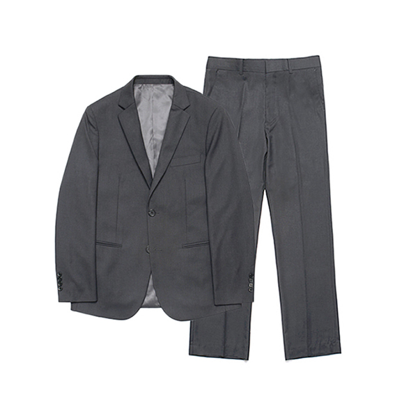 [라퍼지스토어] Metier Wide Set-up Suit_Charcoal