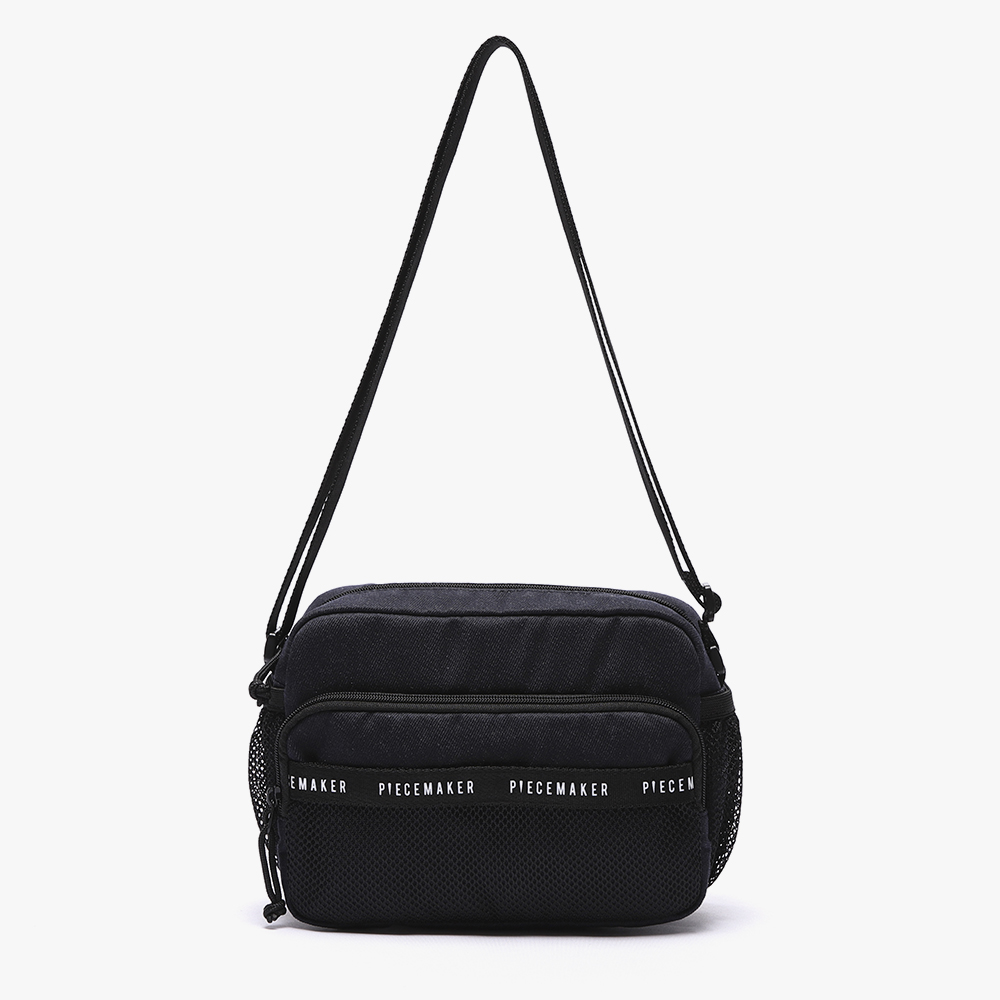 [피스메이커]REPLAY CROSS BAG (NAVY)