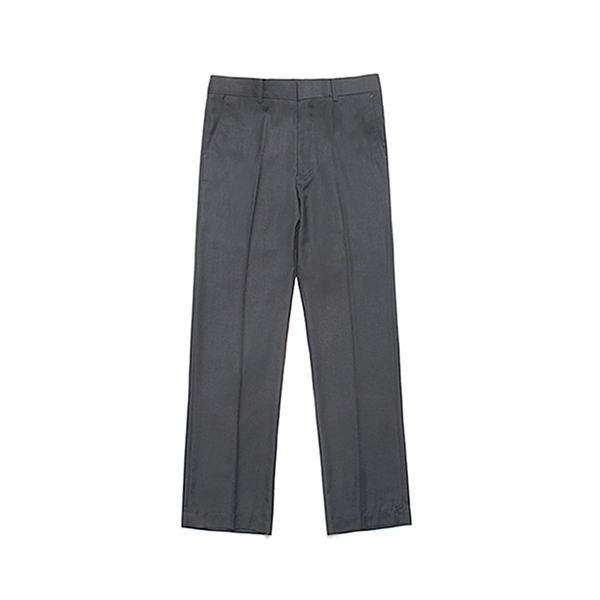 [라퍼지스토어] Metier Wide Wool Slacks_Charcoal