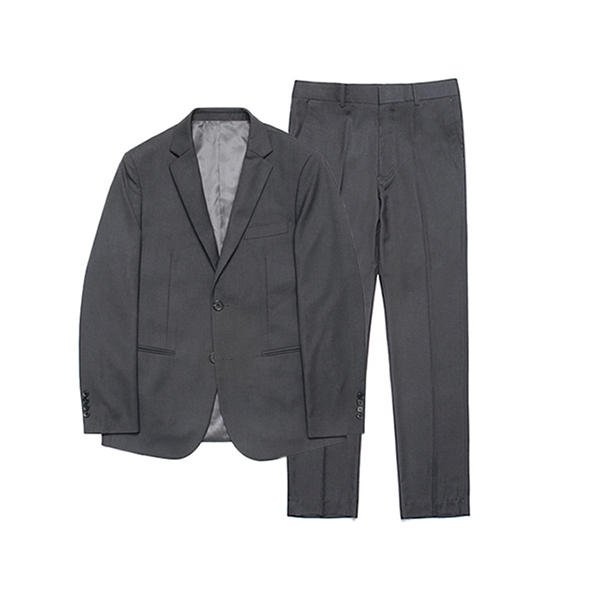 [라퍼지스토어] Metier Tapered Set-up Suit_Charcoal