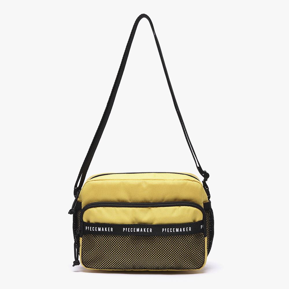 [피스메이커]REPLAY CROSS BAG (YELLOW)