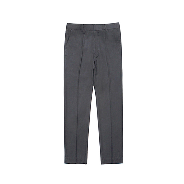 [라퍼지스토어] Metier Tapered Wool Slacks_Charcoal