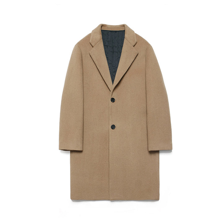 [라퍼지스토어]Wool Single Coat_Rich Beige