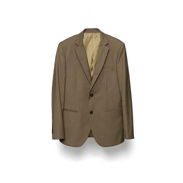 [라퍼지스토어] Metier Wool Jacket_Brown