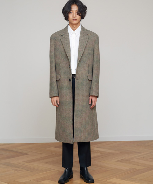 [에스티유]2 Button Single coat check