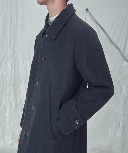 [트립르센스]SCOTCH SINGLE COAT BLACK