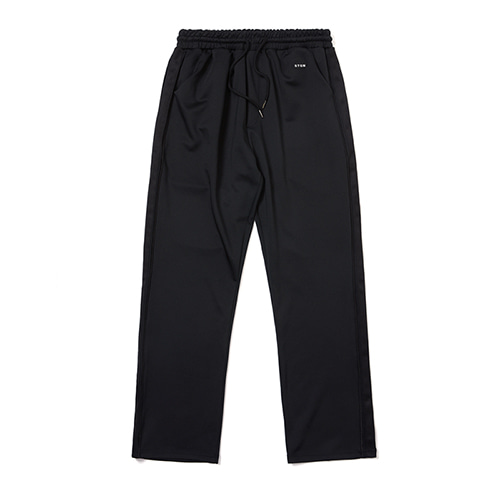[스티그마]STIGMA BLK WIDE PANTS BLACK