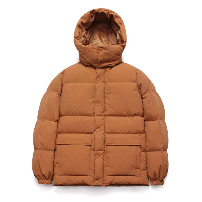 [라퍼지스토어] Duck Down Half Parka_Autumn Maple