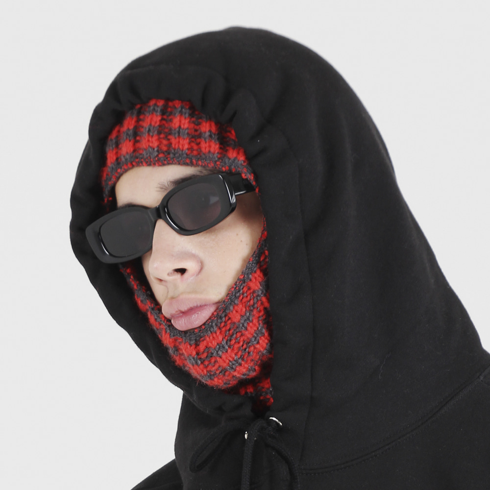 [피스메이커]STRIPE BALACLAVA (RED)