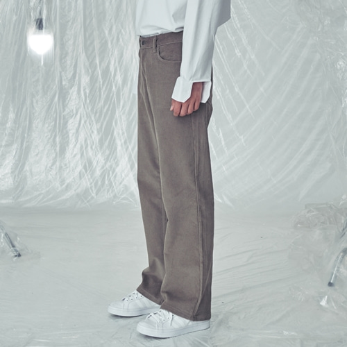 [트립르센스]LE CORDUROY WIDE FIT PANTS BEIGE