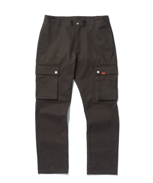 [오베르]TOME.5 BROWN CARGO PANTS