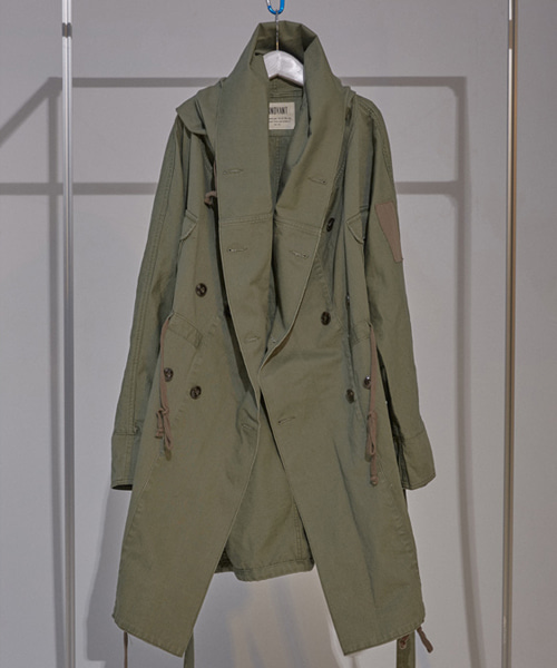 [이노반트]019 robe field jacket (khaki)