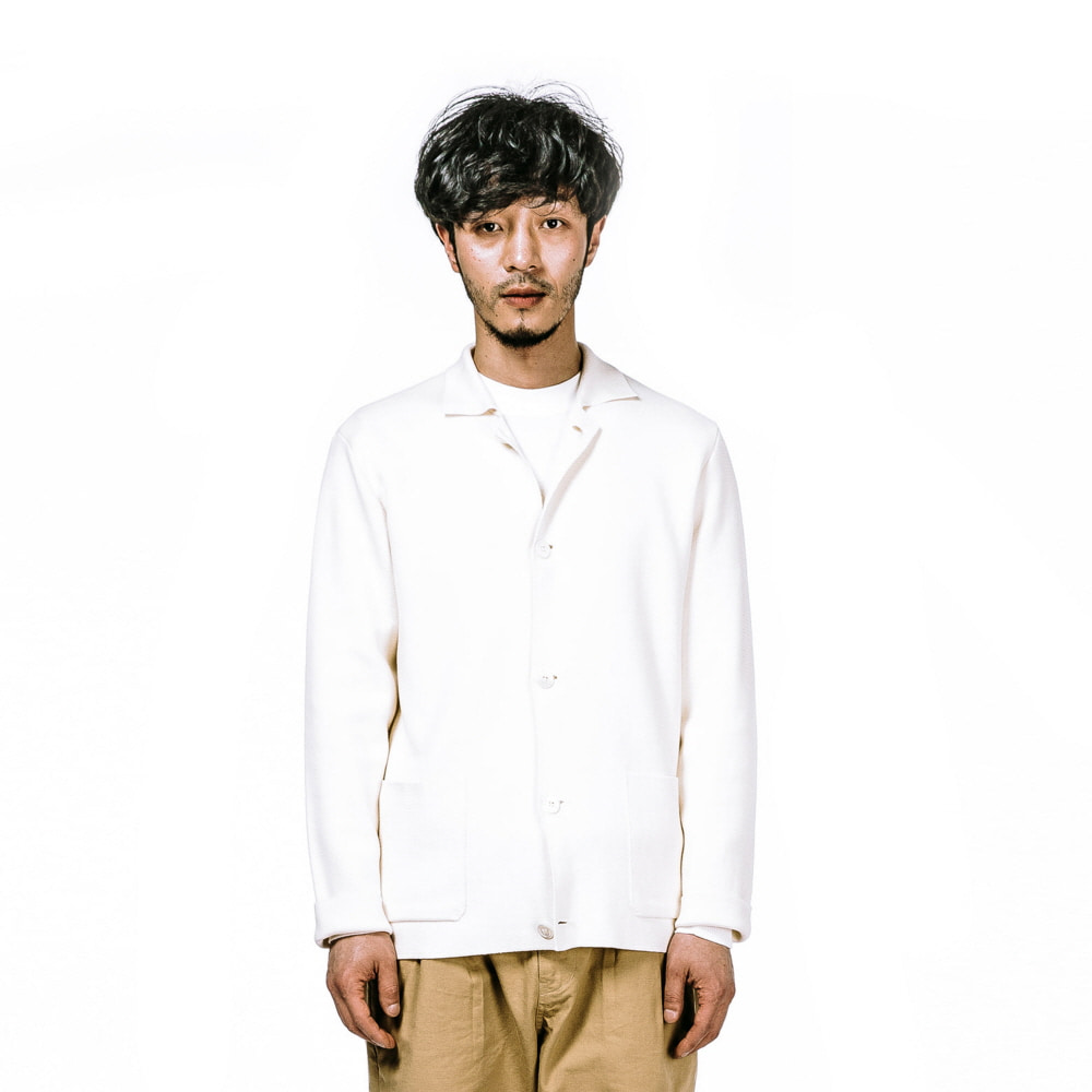 [에스파이] COTTON MOCKNECK KNIT(OFF WHITE)