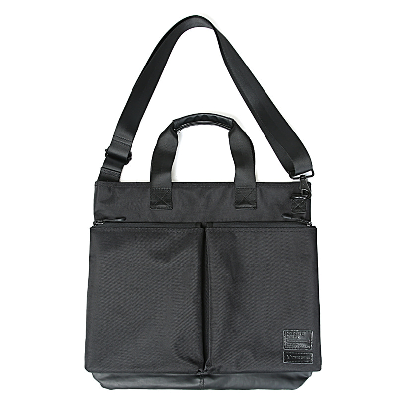 [몬스터 리퍼블릭] RADEON CROSS BAG / BLACK