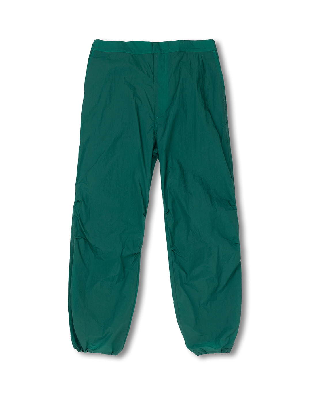[뉴트럴] Green nylon pants
