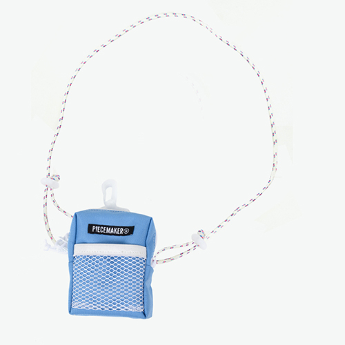 [피스메이커]OG MINI POUCH BAG (SKY BLUE)