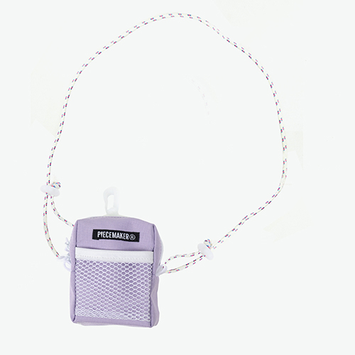 [피스메이커]OG MINI POUCH BAG (PURPLE)