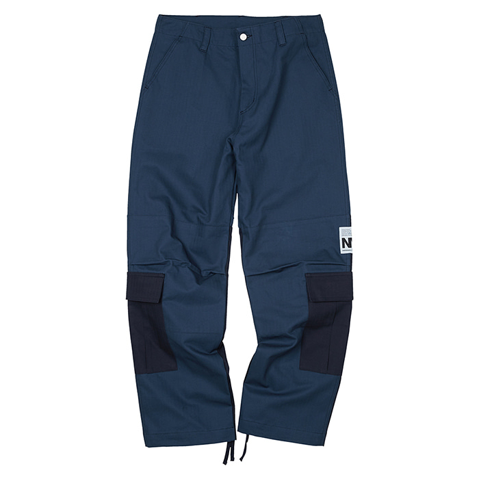 [노매뉴얼] CB CARGO PANTS - NAVY