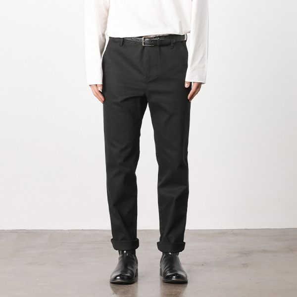 [4/4 예약발송][페이탈리즘] Fatigue hound tapered pants (black) #jp01