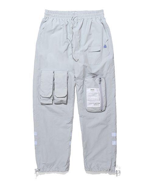 [더블에이씨] 9-POCKET SMOCK PANTS (gray)