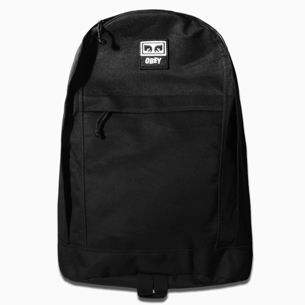 [오베이] DROP OUT DAY PACK - BLACK 백팩