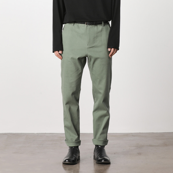 [4/4 예약발송][페이탈리즘] Fatigue relax cotton pants (black) #jp07