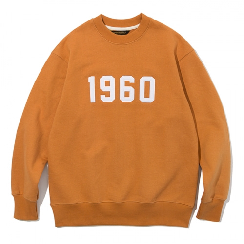 [유니폼브릿지] 1960 sweatshirts yellow orange