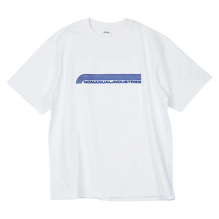 [노매뉴얼] NM INDUSTRIES T-SHIRT - WHITE