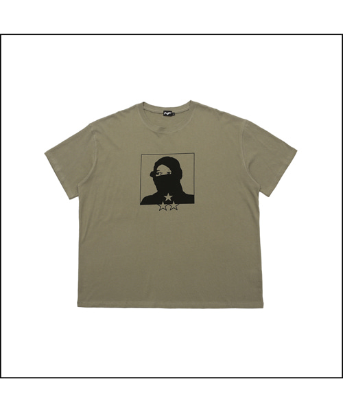 [I4P] 11 Female Soldier Tee Olive