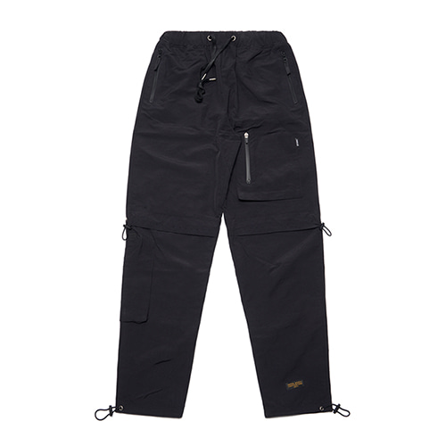 [스티그마]STIGMA STGM TECH STRING JOGGER PANTS BLACK