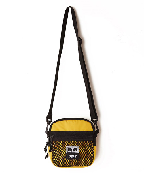 [오베이] CONDITIONS TRAVELER BAG - ENERGY YELLOW