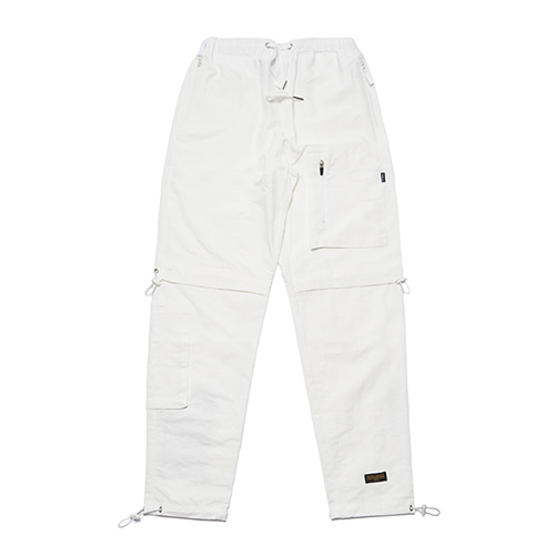 [스티그마]STIGMA STGM TECH STRING JOGGER PANTS WHITE