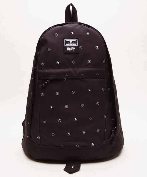 [오베이] DROP OUT DAY PACK - SYMBOL BLACK MULTI