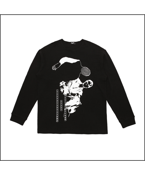 [I4P] 13 Bowie Long Sleeve Black