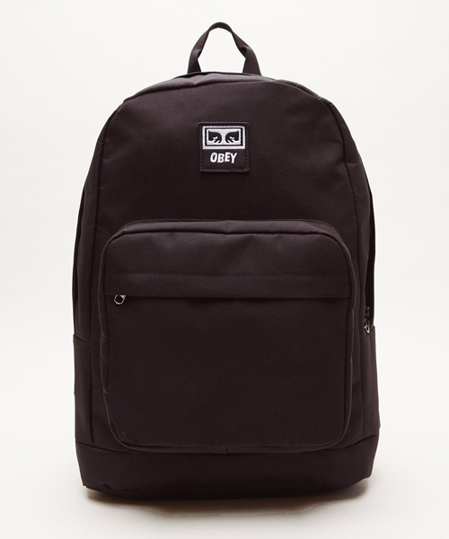 [오베이] DROP OUT JUVEE BACKPACK - BLACK