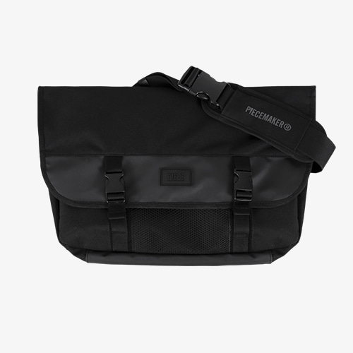 [피스메이커] R2G MESSENGER BAG (BLACK)