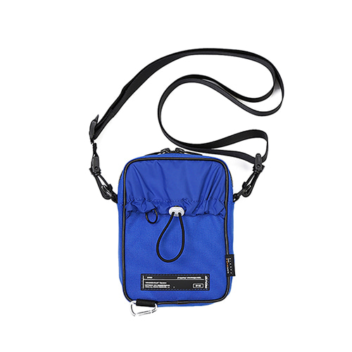 [알디브이제트] CORDURA® SIDE BAG BLUE