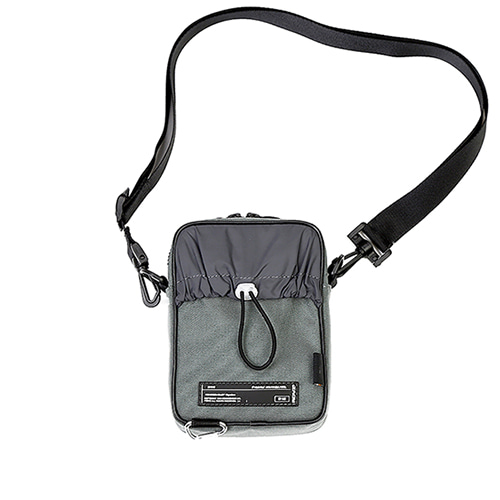 [알디브이제트] CORDURA® SIDE BAG GREY